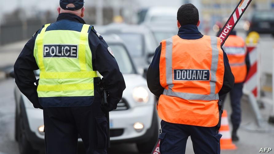 عناصر من الشرطة الألمانية_أرشيف