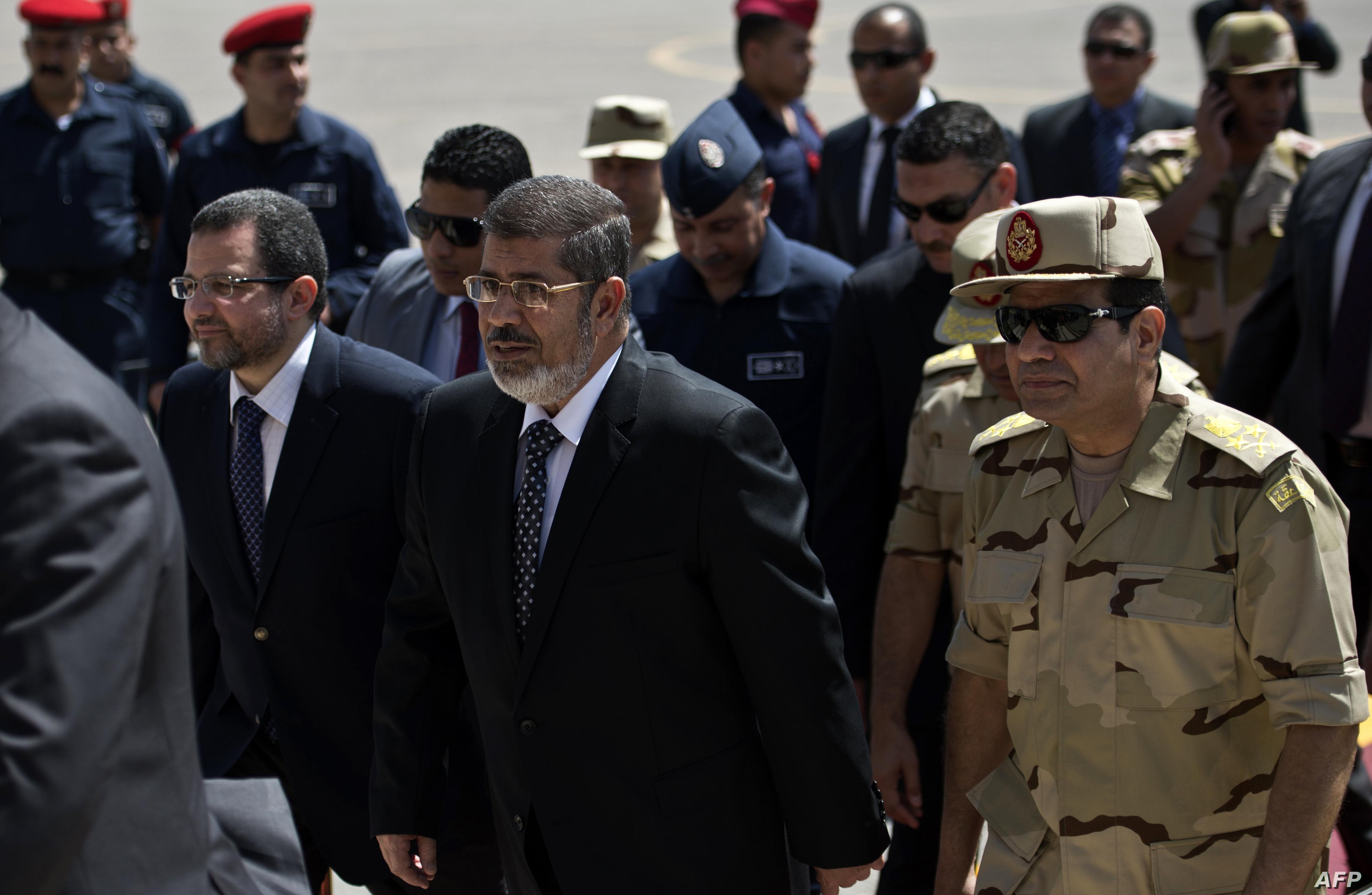 السيسي تنبأ بحكم مصر ومرسي صلى بالنبي Irfaasawtak