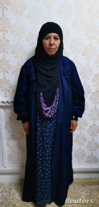 رسمية عواد شقيقة زعيم داعش أبو بكر البغدادي